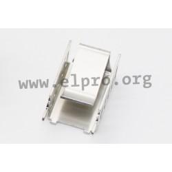 FK 259 MI 220 V, Fischer clip-on heatsinks, FK series