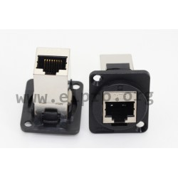 CP30222S, Cliff feed through connectors, FT series