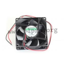 D08064490G-01, Sunon fans, 80x80x25mm, 24V DC, EE/EF/MF/GE series