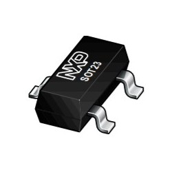 BFU530AR, NXP SMD high-frequency transistors, SOT23 housing, BFR and BFU series