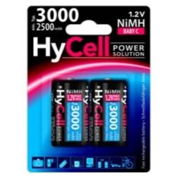 5035302, Ansmann NiMH batteries, 1,2V/8,4V, HyCell series