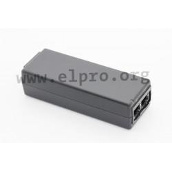 POE15M-1AFE, Phihong PoE desktop switching power supplies, 15W, POE15M series