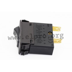 3130-F110-P7T1-W01Q-3A, E-T-A combi circuit breakers, 3130 series
