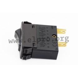 3130-F110-P7T1-W01Q-5A, E-T-A combi circuit breakers, 3130 series