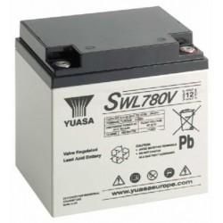 SWL780V, Yuasa lead-acid batteries, 12 volts, SW and SWL series