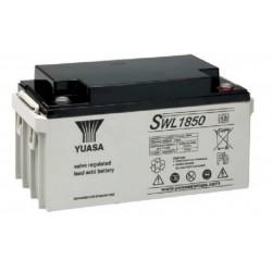 SWL1850, Yuasa lead-acid batteries, 12 volts, SW and SWL series