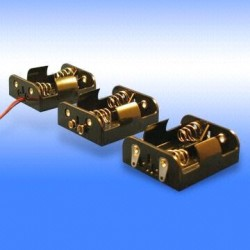 SN-22-1-A, ACE battery holders, for C cells, SN2 series