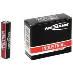 1501-0009, Ansmann alkaline manganese batteries, 1,5V/9V, Alkaline and Industrial series