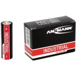 1502-0006, Ansmann alkaline manganese batteries, 1,5V/9V, Alkaline and Industrial series