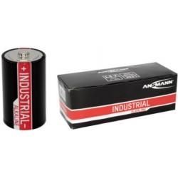 1504-0000, Ansmann alkaline manganese batteries, 1,5V/9V, Alkaline and Industrial series