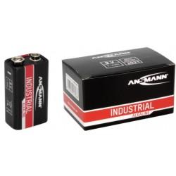 1505-0001, Ansmann alkaline manganese batteries, 1,5V/9V, Alkaline and Industrial series
