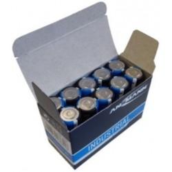 1502-0005, Ansmann lithium batteries, 1,5V/9V, ANS series