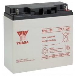 NP18-12B, Yuasa lead-acid batteries, 12 volts, NP series