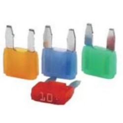 341.131-58V, ESKA automotive blade type fuses, 58V, 341.100-58V Mini series