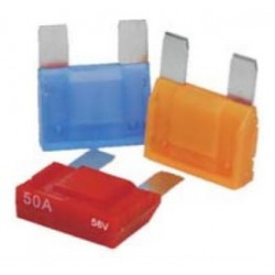 343.439-58V, ESKA automotive blade type fuses, 58V, 343.400-58V Maxi series