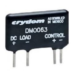 DMO063, Sensata/Crydom solid state relays, 3A, 60V, MOSFET output, DC voltage, SIL housing, DMO series