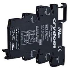 DRA-CN024D24, Sensata/Crydom solid state relays, 3,5A, 24V, MOSFET output, DC voltage, DIN rail, DRA-CN series
