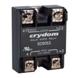 DC60S7, Crydom solid state relays, 20 to 100A, 72 to 300V, MOSFET output, DC voltage, DC series