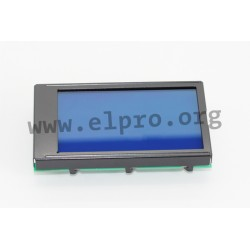 EADIP128-6N5LW, Electronic Assembly STN LCD displays, 128x64