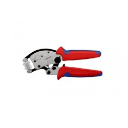 97 53 18, Knipex crimping pliers, for end sleeves, 97 series
