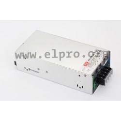 HRP-600N-36, Mean Well switching power supplies, 600W, 250% peak power, HRP-600N series