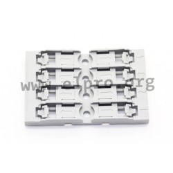 221-2524, Wago connecting clamps, 32A, COMPACT 221 series
