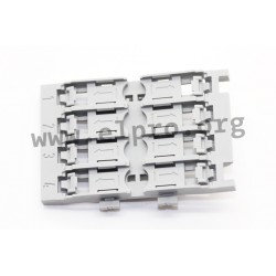 221-2534, Wago connecting clamps, 32A, COMPACT 221 series