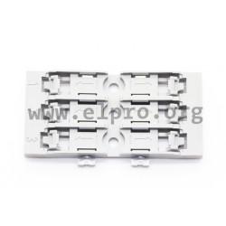 221-2523, Wago connecting clamps, 32A, COMPACT 221 series