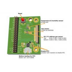 EADEMOPACK-CLIMA, Electronic Assembly demopacks, demo applications for EA displays