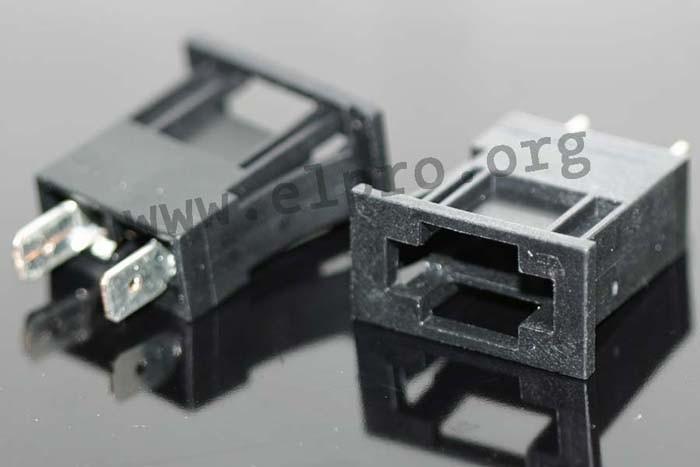 fuse holders for automotive fuses - elpro Elektronikelpro Elektronik