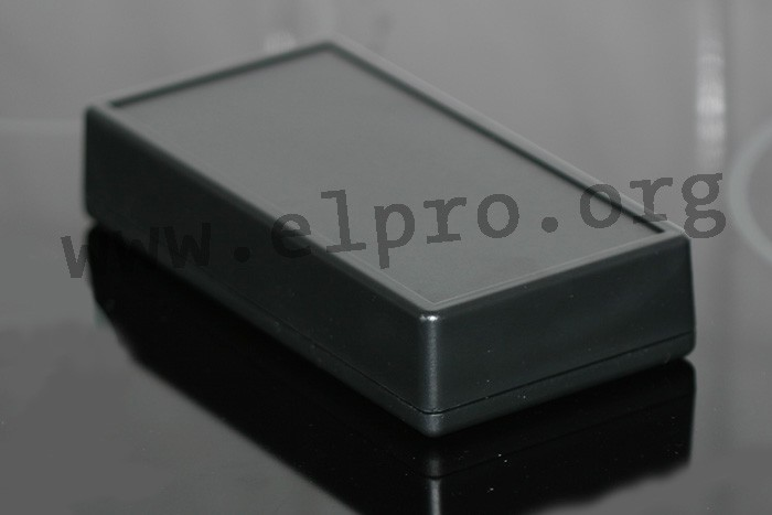schwarze wanne deckel aus abs elpro elektronik. Black Bedroom Furniture Sets. Home Design Ideas