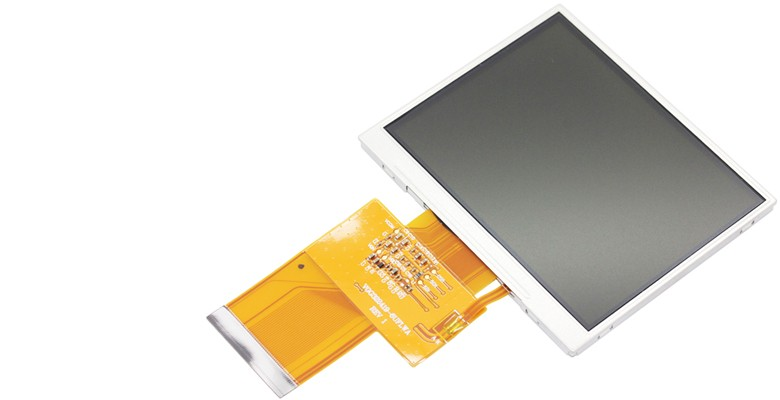 Evervision TFT LCD displays, 320x240